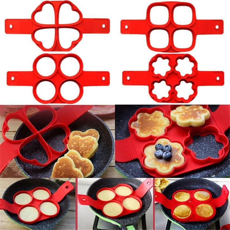 Eggs & Pancakes Silicone Mold - Find Home Supplies