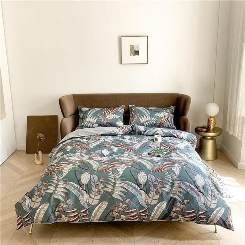 Feathers From Heaven Duvet Cover Set - Find Home Supplies