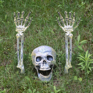 Ground Break Skeleton - Find Home Supplies