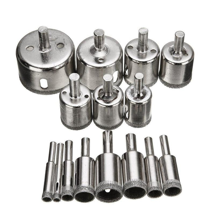Hole Saw Drill Bit Set-Find Home Supplies