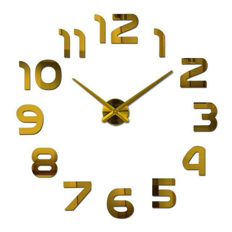 Horloge Wall Clock-Find Home Supplies