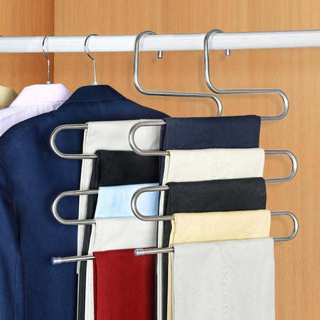 Infinite Clothes Hanger-Find Home Supplies