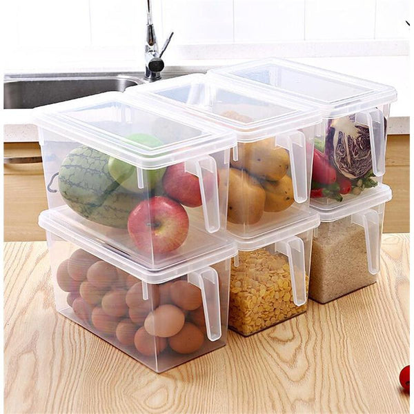 Kitchen Food Container Storage Box-Find Home Supplies