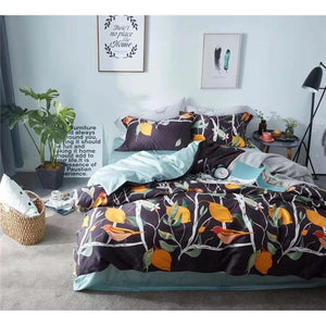 Lavender Love Duvet Cover Set-Find Home Supplies
