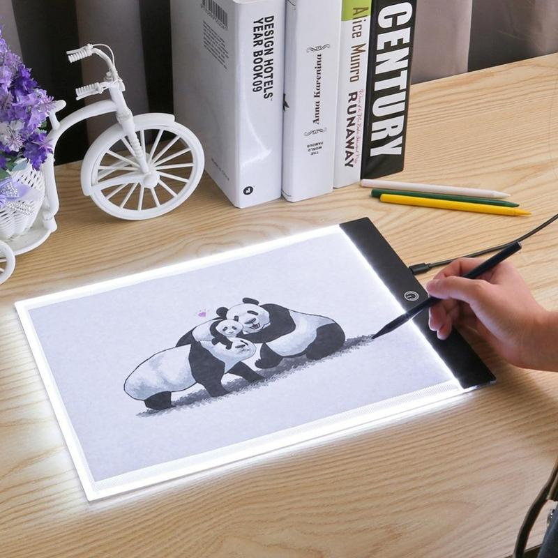 LED Artist Tracing Table-Find Home Supplies