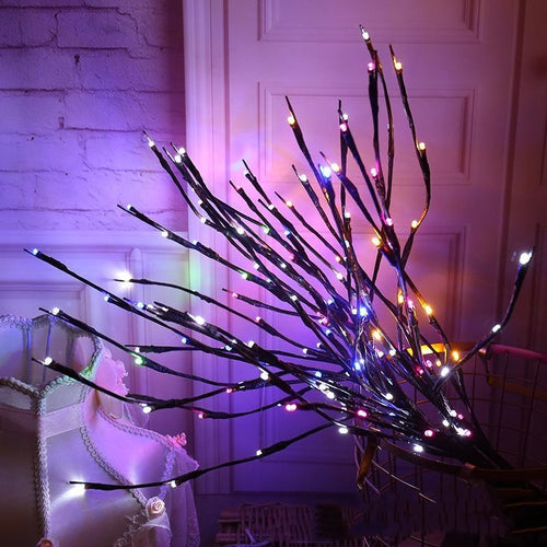 LED Lighted Willow Branch-Find Home Supplies