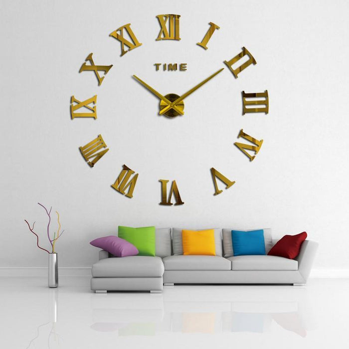 Modern Wall Clock-Find Home Supplies