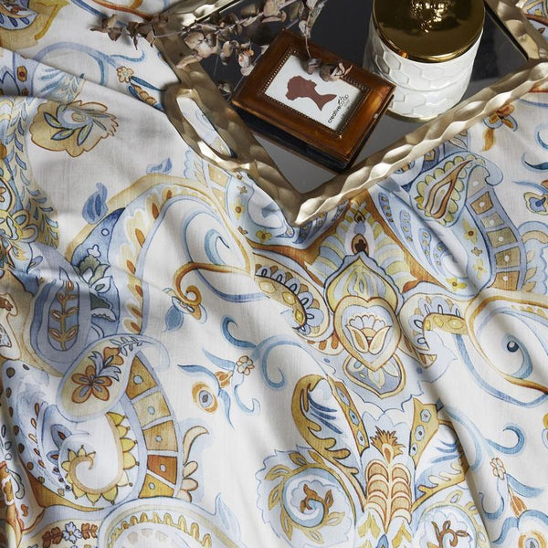 Paisley Luxury Duvet Cover Set-Find Home Supplies