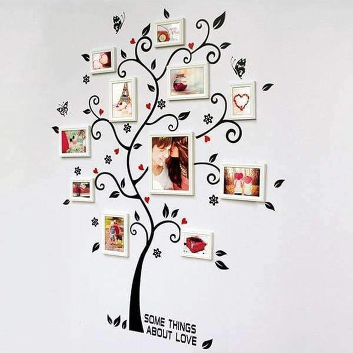 Photo Tree Wall Sticker-Find Home Supplies