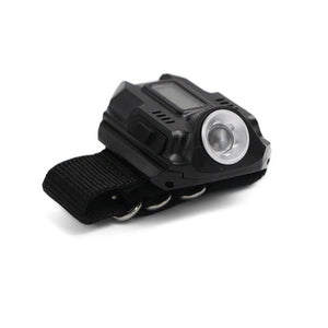 Rechargeable Flashlight Tactical Watch-Find Home Supplies