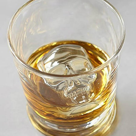 Skull Ice Cubes-Find Home Supplies