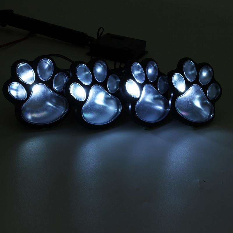 Solar Bear Claw Lawn Light-Find Home Supplies