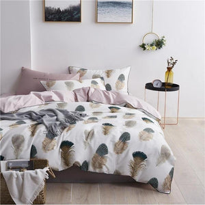 Wake in Cloud Duvet Cover Set-Find Home Supplies