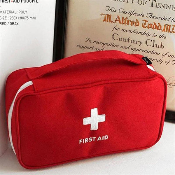 Waterproof First Aid Kit Bag-Find Home Supplies