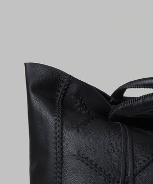 Cross Tote | Perissa Noir Black - Susie O's Handbags