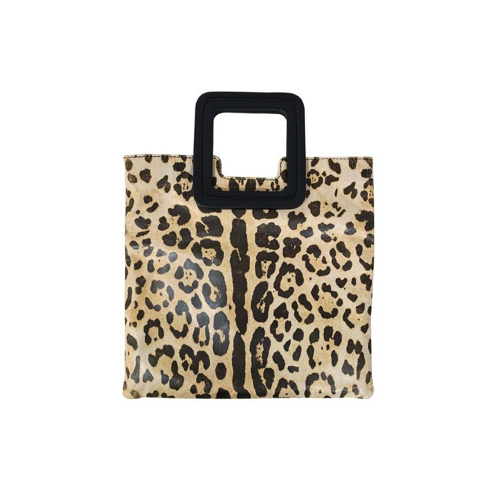 Mateo Fold Over Clutch & Crossbody | Leopard - Susie O's Handbags