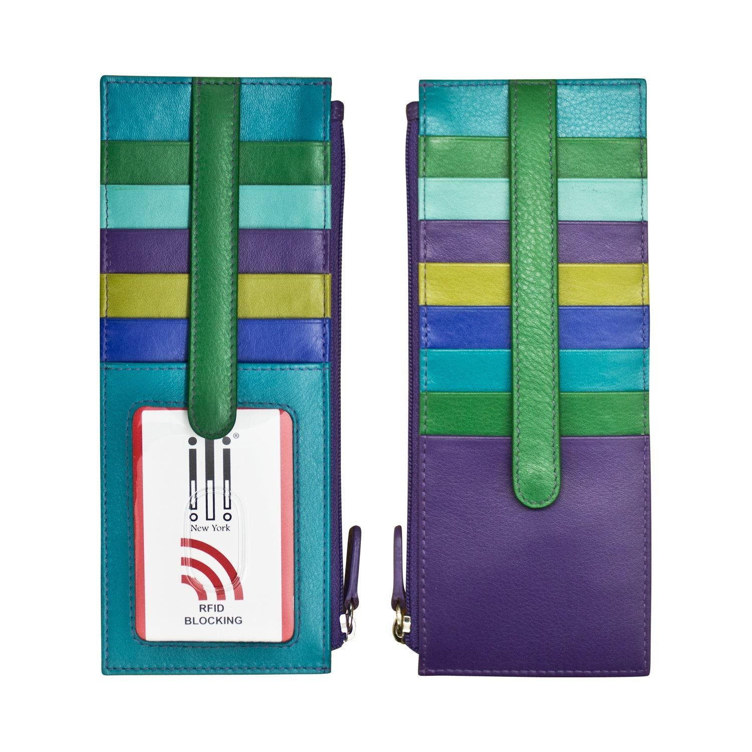Double Sided Card Holder (5+ Color Options) - Susie O's Handbags
