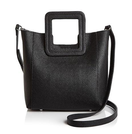 Antonio Mini Satchel | Black - Susie O's Handbags