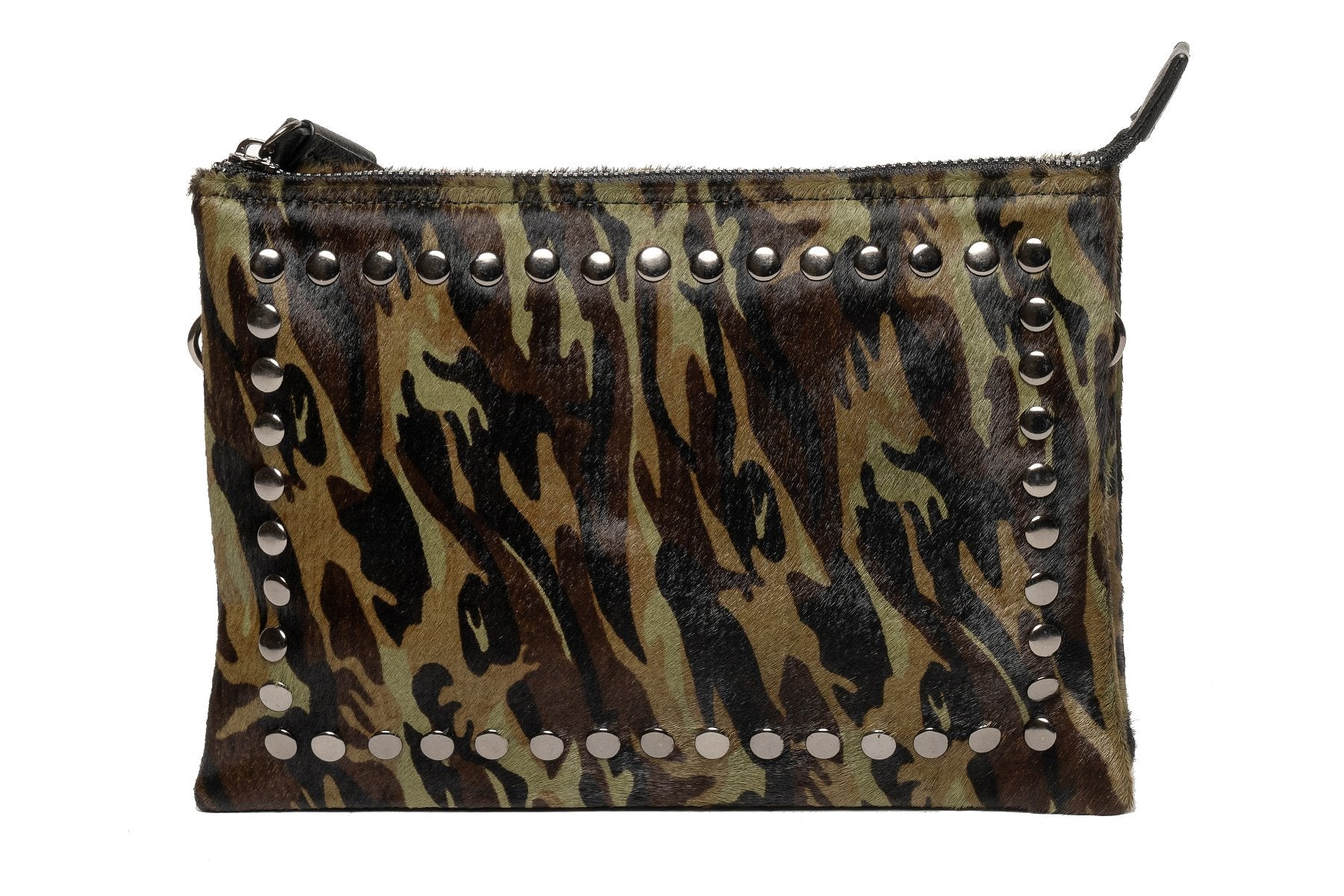 City Bag | Dark Camo Hair - Susie O's Handbags