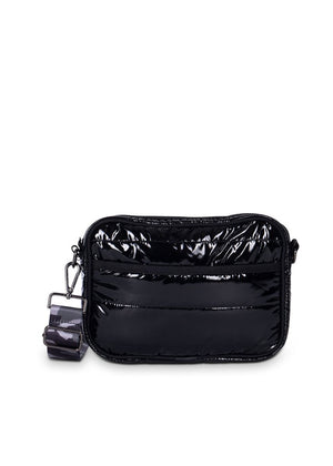 Drew Crossbody | Noir - Susie O's Handbags