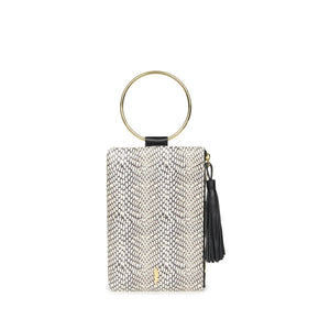 Nolita Clutch | Animal Print Leathers - Susie O's Handbags
