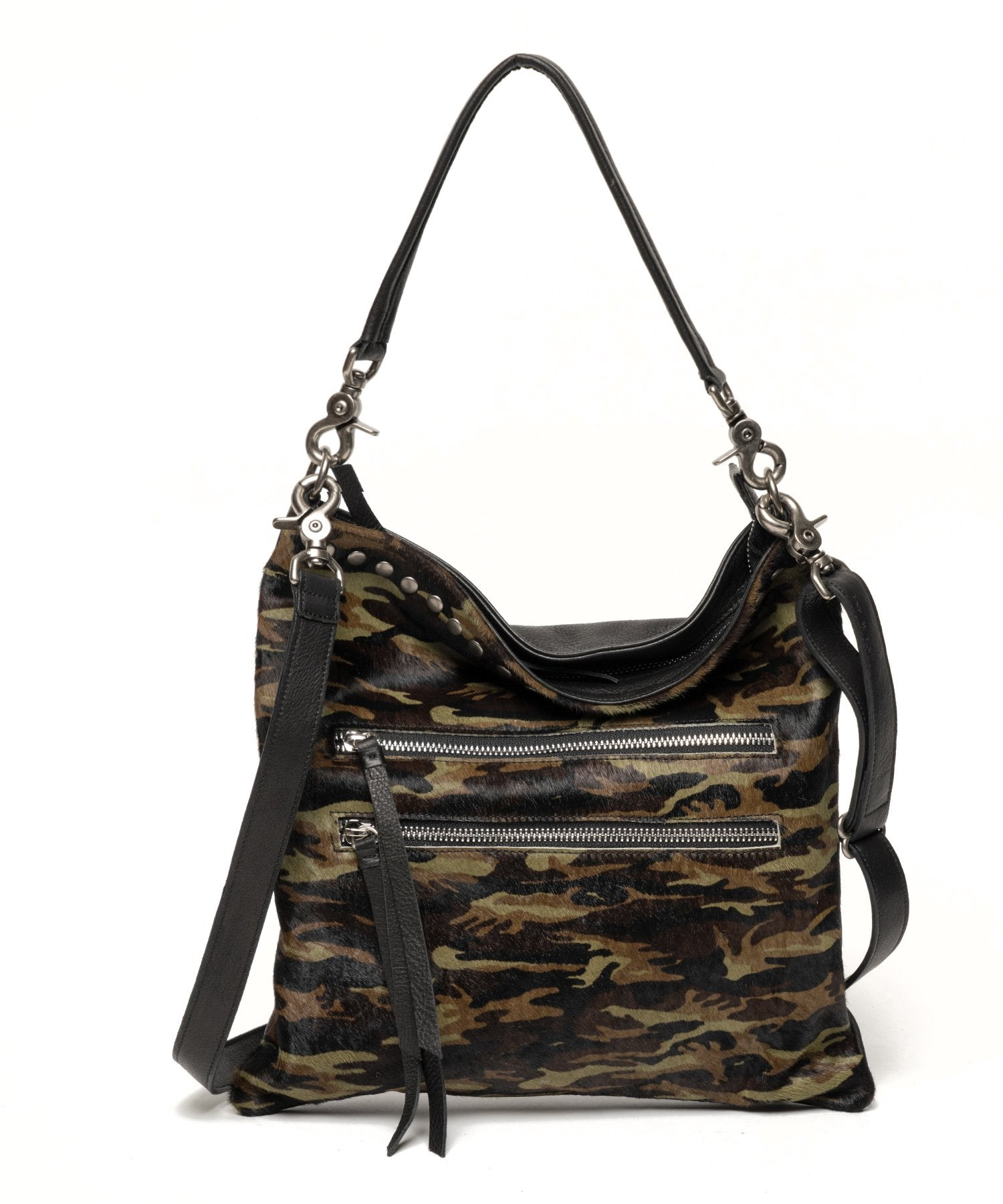 The Paige | Camo Hair - Susie O's Handbags