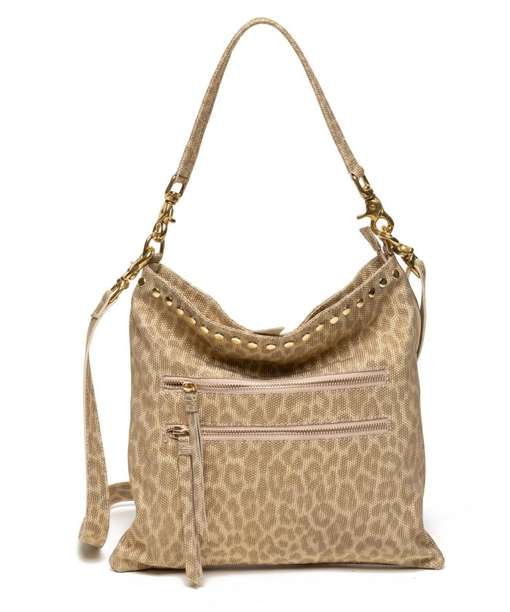 The Paige | Gold Leo Print (SOLD OUT) - Susie O's Handbags