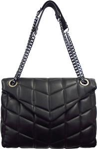 Convertible Flap Quilted | Black - Susie O's Handbags