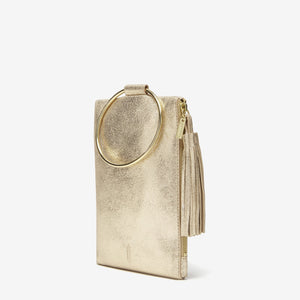 Nolita Clutch | Metallics (2 color options) - Susie O's Handbags