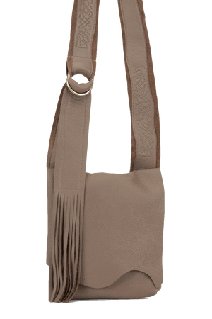 Wanderer Bag | Grey - Susie O's Handbags