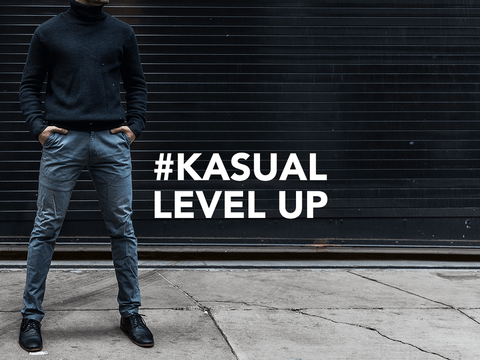 Kasual Level Up