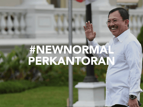 New Normal Perkantoran