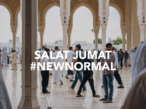salat jumat new normal