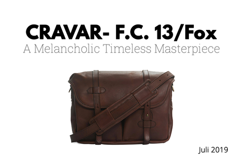 Cravar – F.C. 13/Fox, A Melancholic Timeless Masterpiece