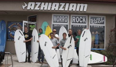 """THE WAVE CAVE"" AZHIAZIAM's NEW BOARD ROOM: NOW OPEN!"