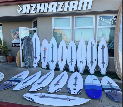 2020 Covid Surfboard, Skateboard, SUP and Wetsuit sale! - Azhiaziam