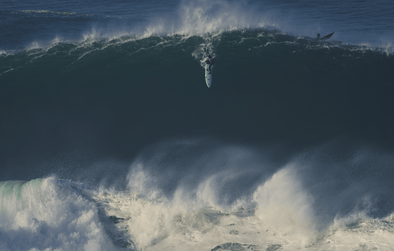 WSL Big Wave Contest 2018 Nazare Portugal