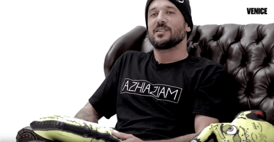 AZHIAZIAM Team Rider Rodrigo Sino Interview (In Portuguese)