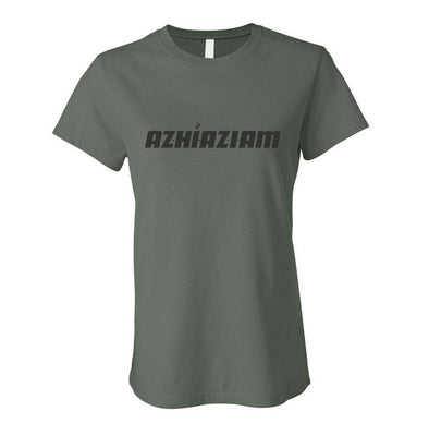 Azhiaziam Women's Lighter Crew T-Shirt - Azhiaziam