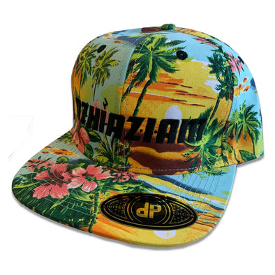 "Azhiaziam ""Hawaiian Sunset"" Hat"