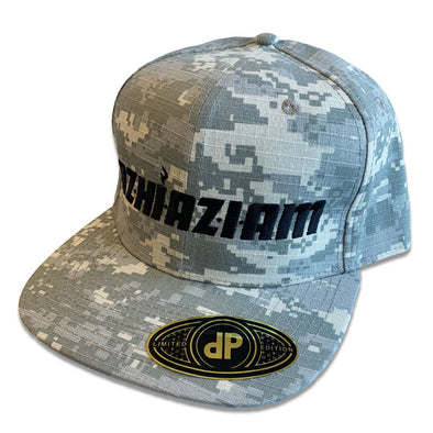"Azhiaziam ""Digital Camo"" Hat"