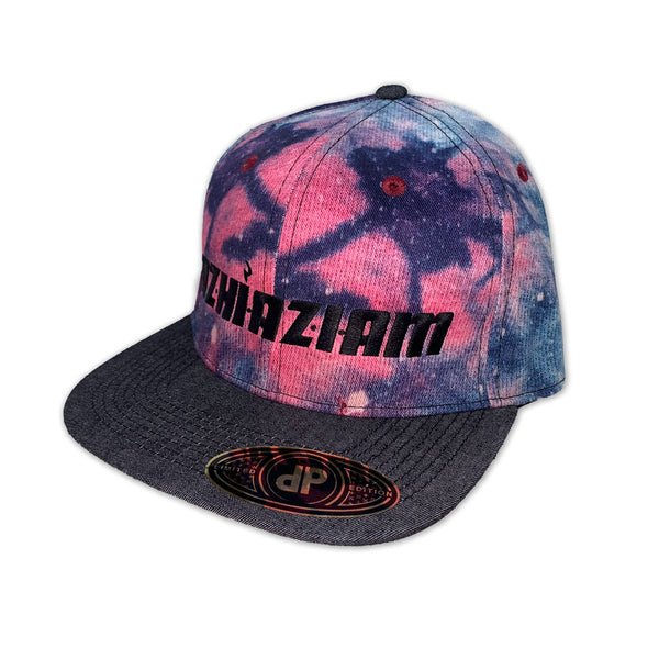 "Azhiaziam ""Acid Wash"" Hat - Azhiaziam"