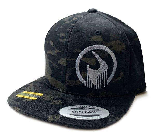 "Azhiaziam ""Global Fire"" MultiCam Snapback - Azhiaziam"