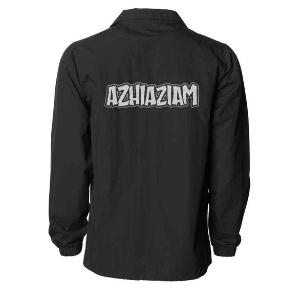 Coaches Jacket Windbreaker - Azhiaziam