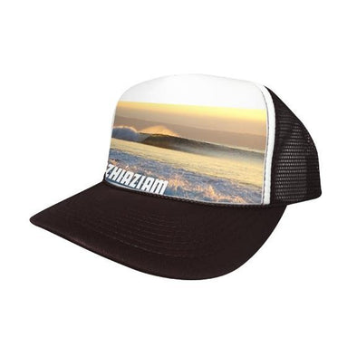 Azhiaziam Desert Point Trucker - Azhiaziam