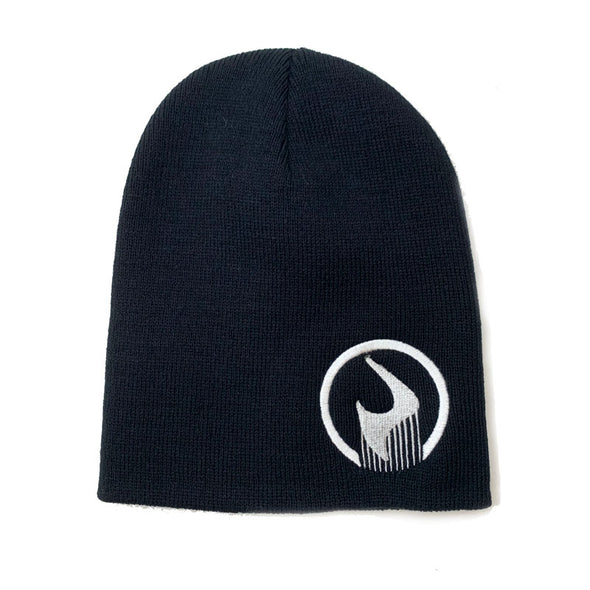 Global Fire Cuffless Beanie - Azhiaziam
