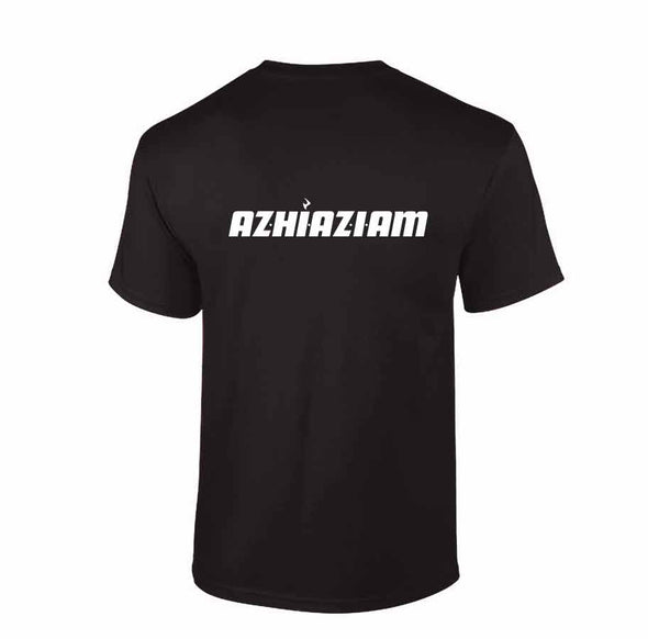 "Azhiaziam ""Global Fire"" T-Shirt - Azhiaziam"