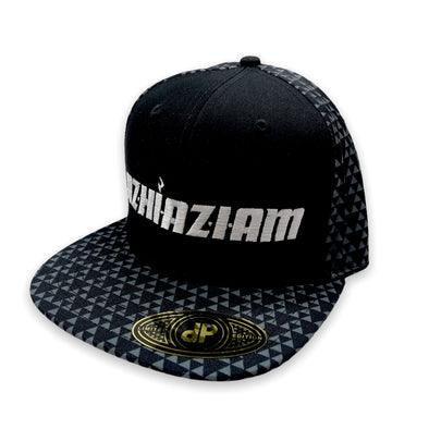 "Azhiaziam ""Triangles"" Hat - Azhiaziam"