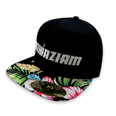 "Azhiaziam ""On the Bill Hawaiian"" Hat - Azhiaziam"
