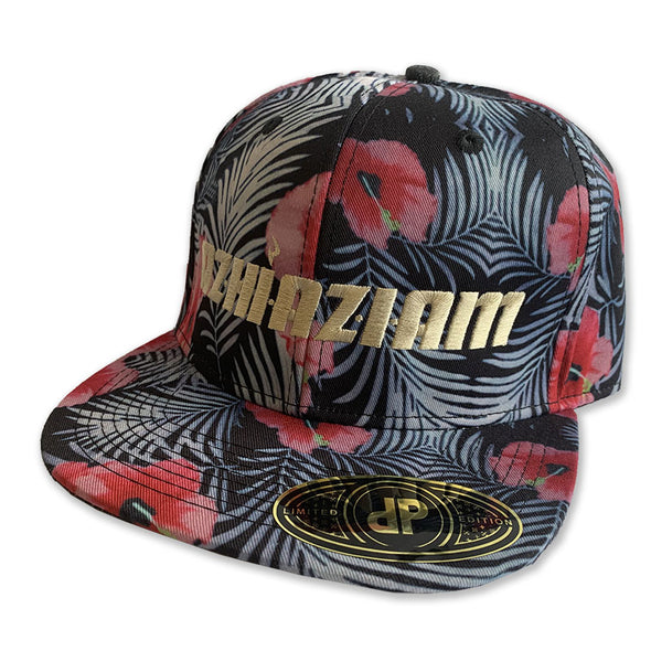 "Azhiaziam ""Jungle Floral"" Hat - Azhiaziam"